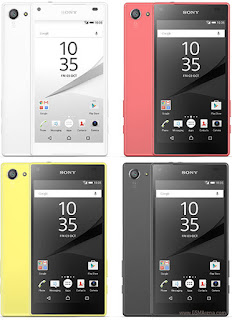 Sony Xperia Z5 Compact Smartphone Android Harga Rp 7.9 Jutaan