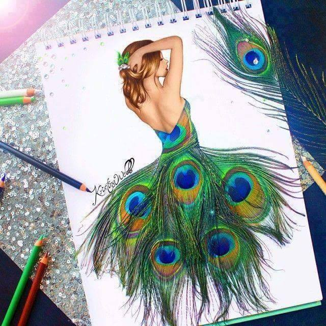 Beautiful Color Pencil Drawings & Creative Artworks 5
