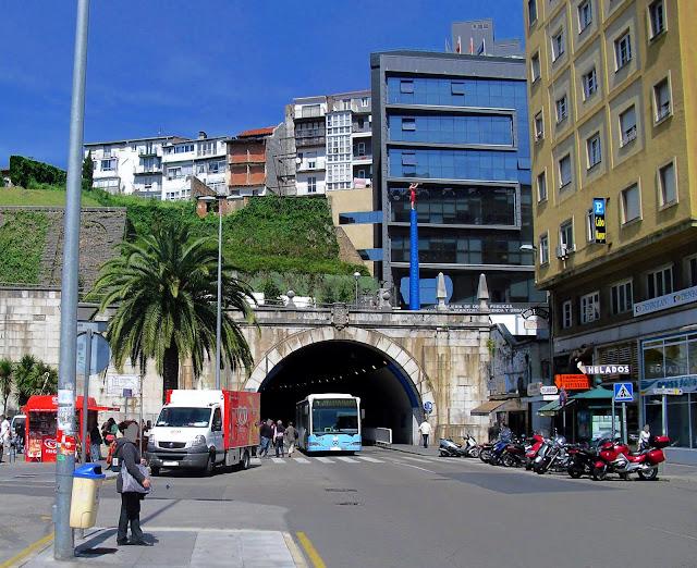 Pasaje Peña o El Tunel