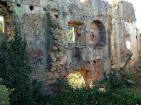 Interior del Girbau de Dalt