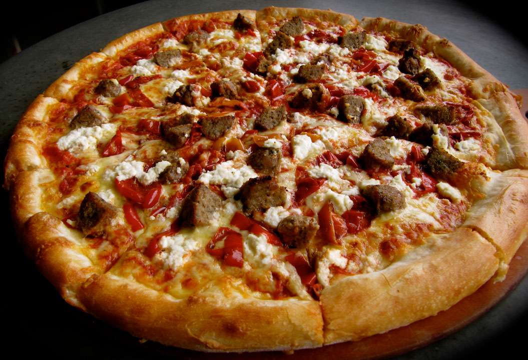 Madison Park Blogger: Another pizza option! Just what we needed