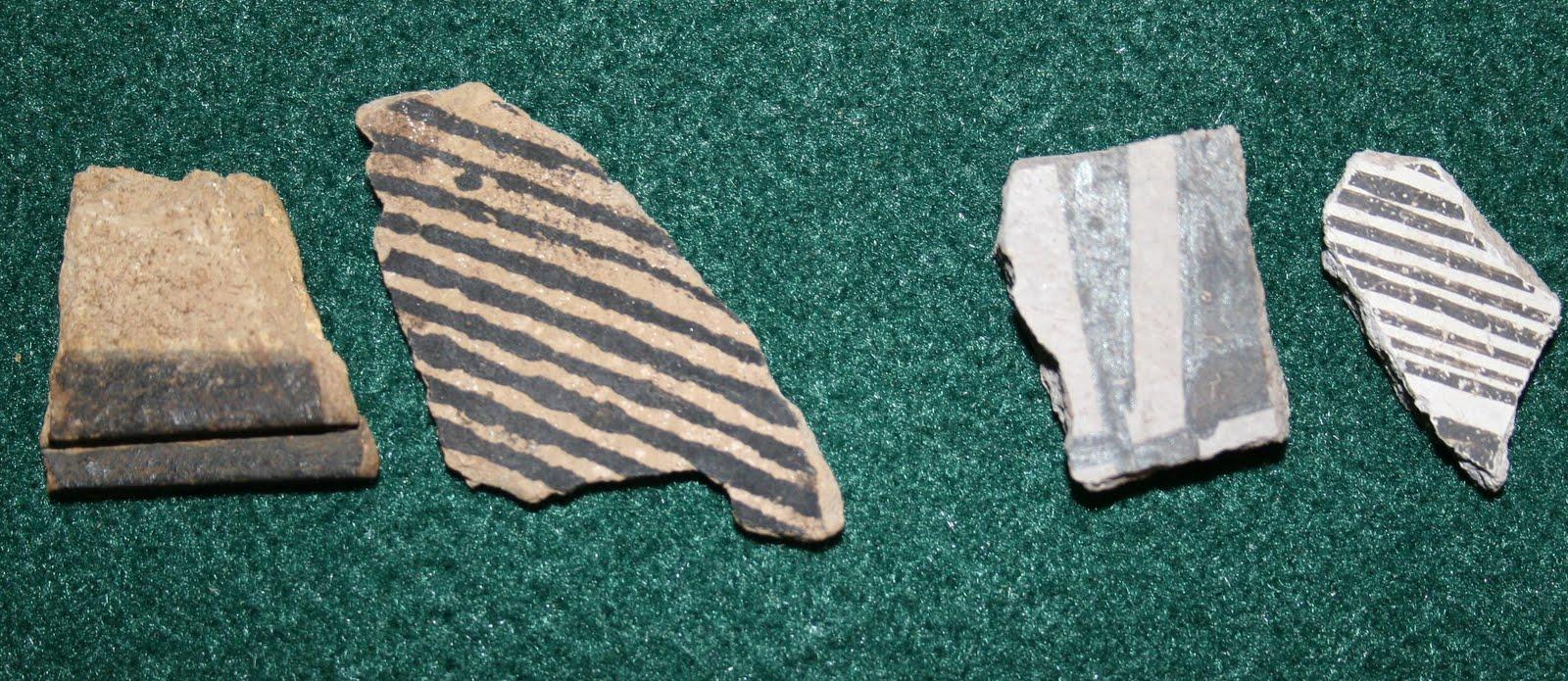 Rarepotteryfo blogspot prehistoric pottery sherd or asbestos prehistoric pottery sherd or asbestos floor tile dailygadgetfo Gallery