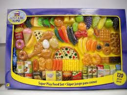 Super Play Food Set