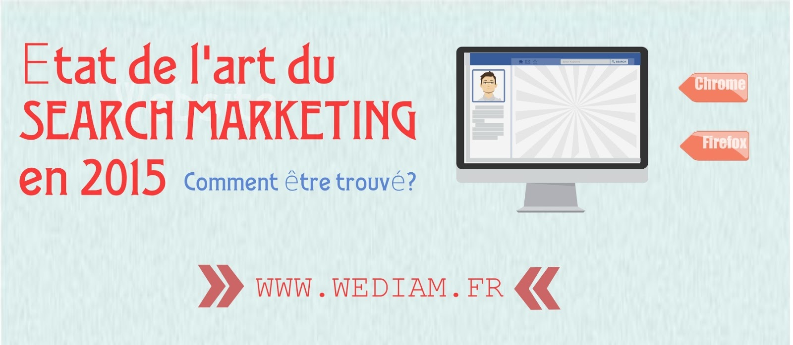 Etat de l'art du search marketing en 2015 - seo wediam