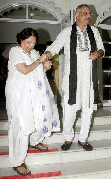 Bolly & Telly Celebs attend Megha Jalota's prayer meet