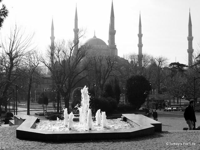 Sultanahmet Camii, Istanbul