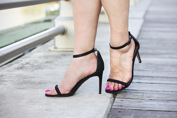 Loft strap sandal