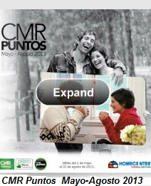 catalogo de cmr puntos may-ago-2013