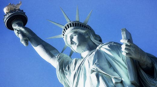 La adoración secreta de los Illuminati: La Estatua de la Libertad es la diosa Anunnaki Inanna