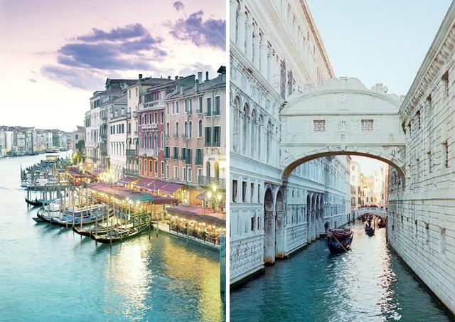 Venice, romantic, city, italy, beautiful, wishlist, travel, city trip, top 5