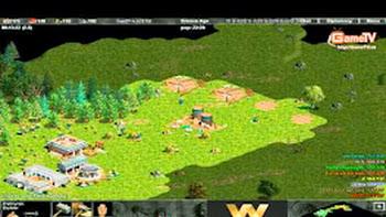4 vs 4 | GameTV vs AOE Việt 07-07-2014