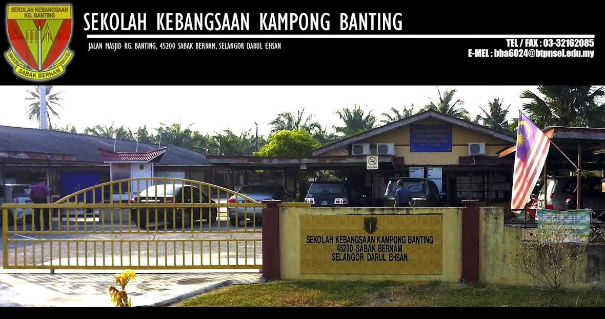 SK KAMPONG BANTING BBA6024
