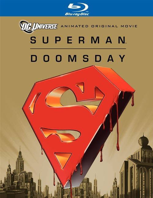 Superman Doomsday (2007) 720p BRRip 941MB mkv Dual Audio AC3 5.1 ch