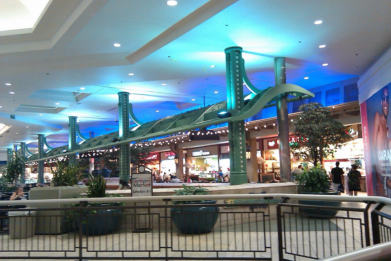 Texas the austin domination mall malls