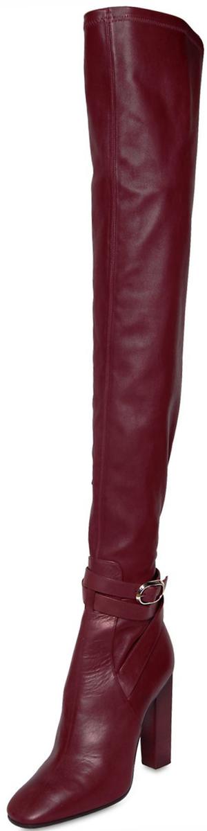 Emilio Pucci 120MM Stretch Nappa Leather Boots