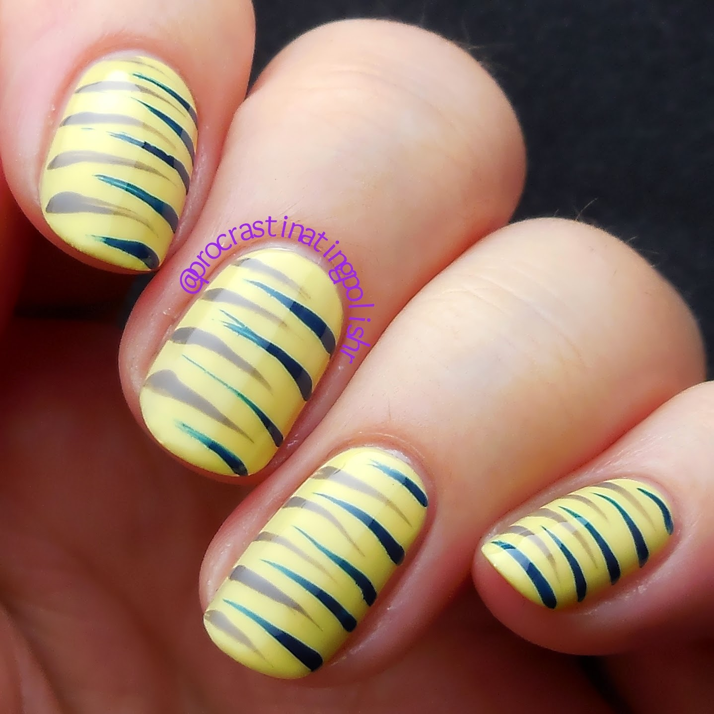 31 Day Challenge 2014 Day 12 - Stripes