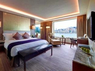 InterContinental Grand Stanford Hotel - Premier tempat tidur king