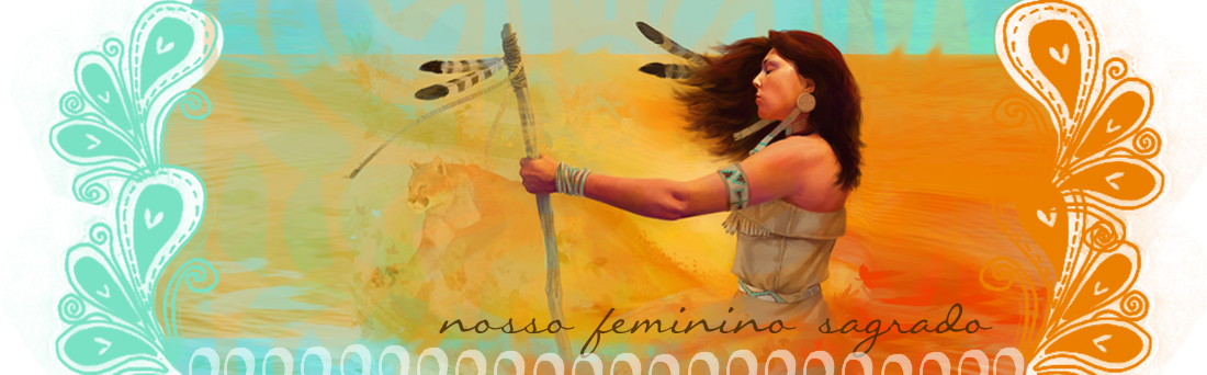 Nosso Feminino Sagrado - Rose Kareemi Ponce