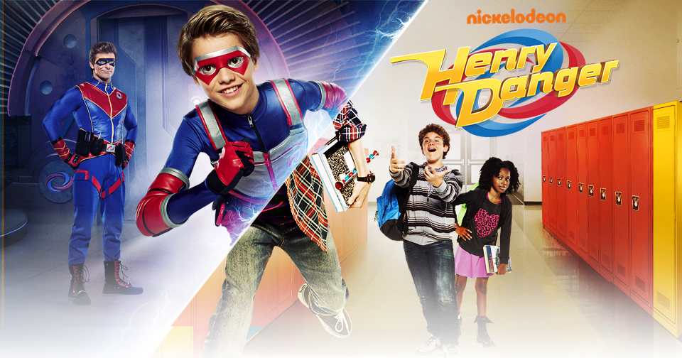 NickALive!: Nickelodeon To Host Super Henry Danger And