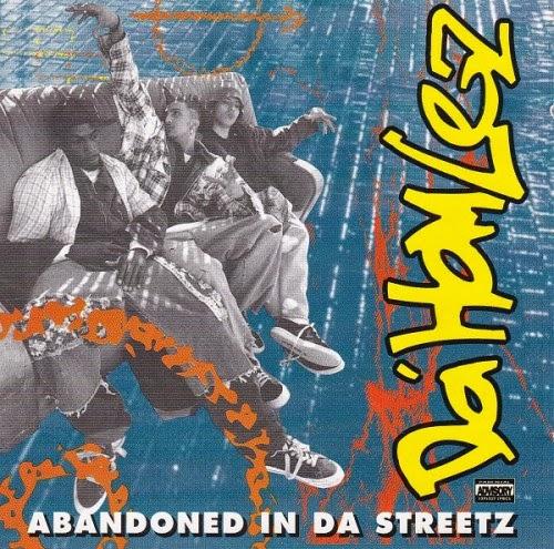 Da Homlez - Abandoned In Da Streetz