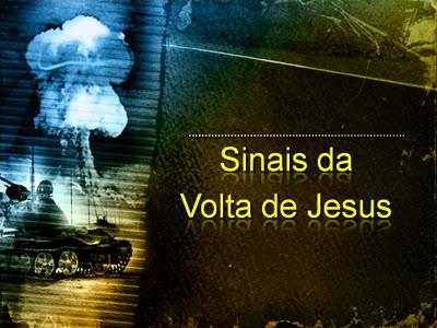Estudo sobre a Segunda vinda de Jesus Cristo - 1ª Parte