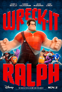 wreck-it ralph poster review
