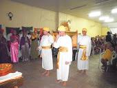 Festa das Tribos na Assembléia de Deus Missionária Maanaim