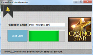 caesars casino online coins generator (free version)
