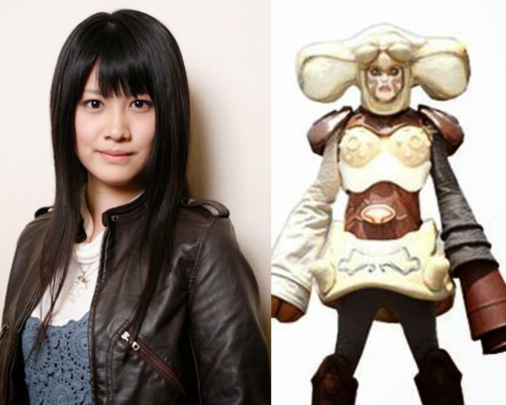 Wakana Sonozaki (Kamen Rider W)