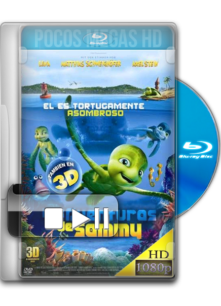 Sammy 1: En El Pasaje Secreto [2010] [BRRip] [Audio Latino] [5.1]