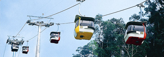 GENTING SKYWAY 3.4KM