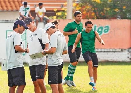 Oriente Petrolero - Tabaré Silva - Gualberto Mojica - Ronald García - DaleOoo.com página del Club Oriente Petrolero