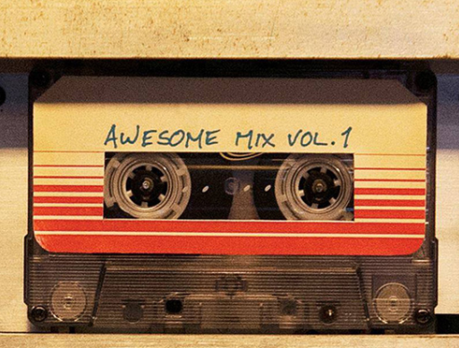 Guardians Of The Galaxy Soundtrack List 63