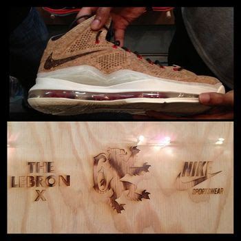 > Nike Lebron X CORKS -- Updated Photos - Photo posted in Kicks @ BX  (Sneakers & Clothing) | Sign in and leave a comment below!