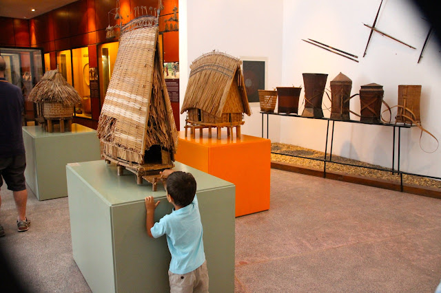 Museu de etimologia de Hanoi