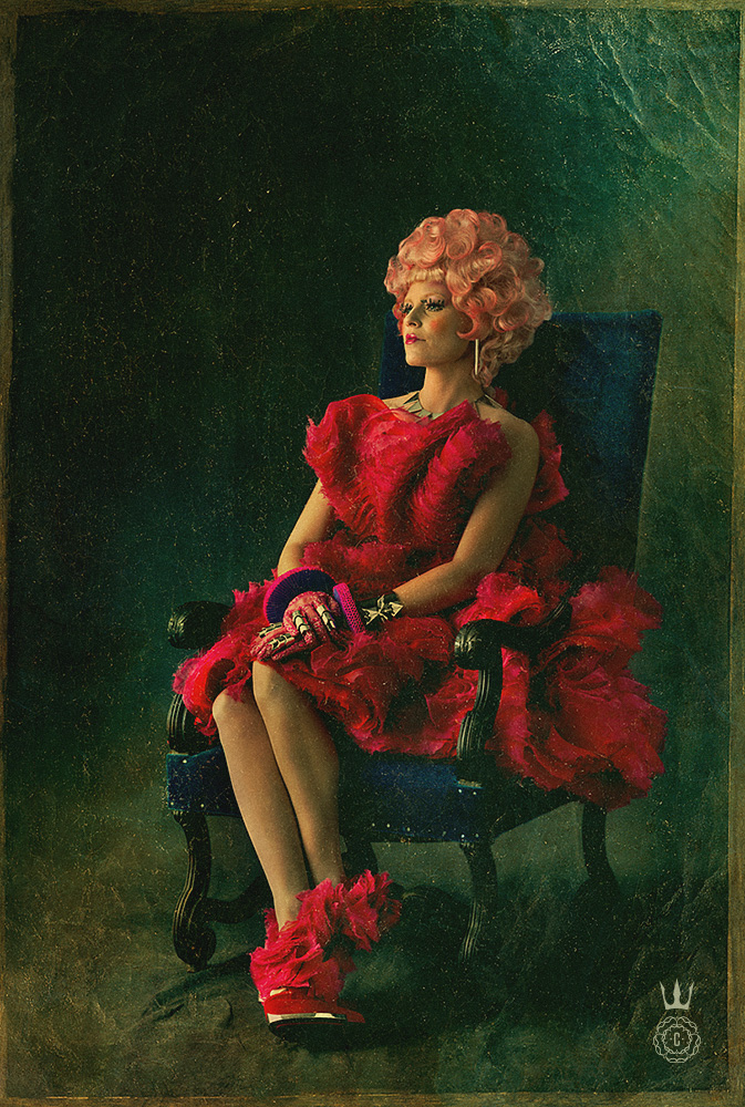 Hunger Games: Catching Fire Capitol Portraits