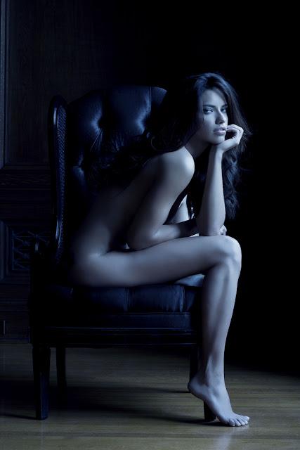 Sexy Valentín para ADRIANA LIMA