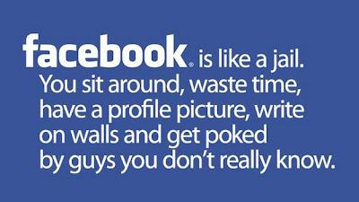 facebook jail joke