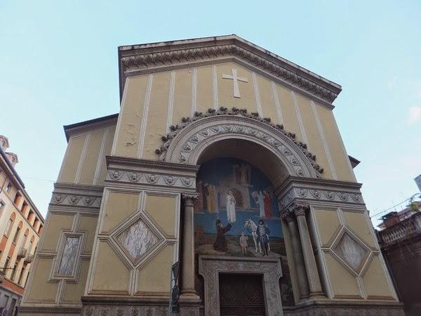 Turin Italie église chiesa