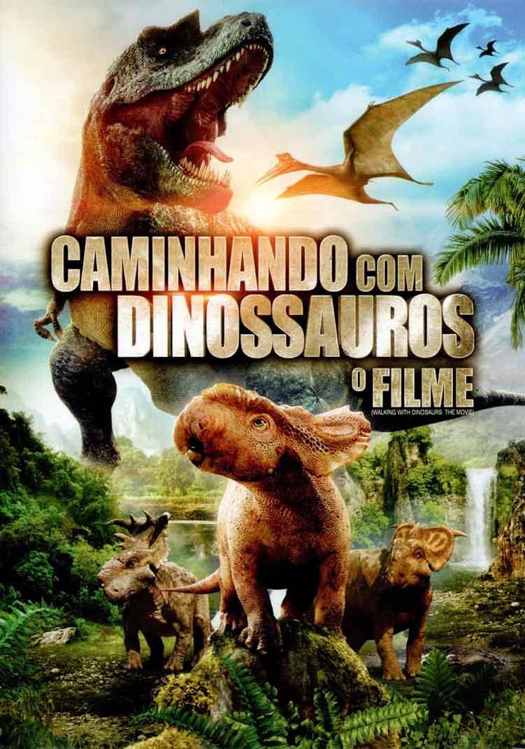 Caminhando com Dinossauros 3D Torrent - Blu-ray Rip 1080p Dublado (2014)