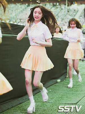 Lovelyz Kei Dream Concert 2015