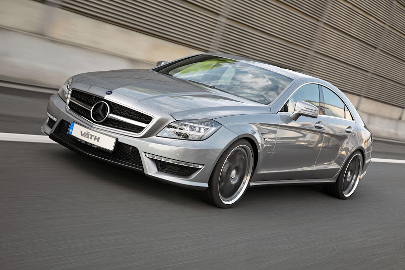 Mercedes-Benz CLS 63 AMG Vath Editions