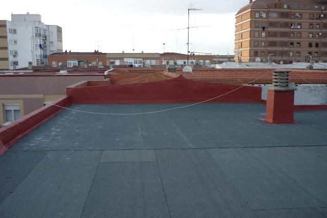 Impermeabilizaciones de terrazas