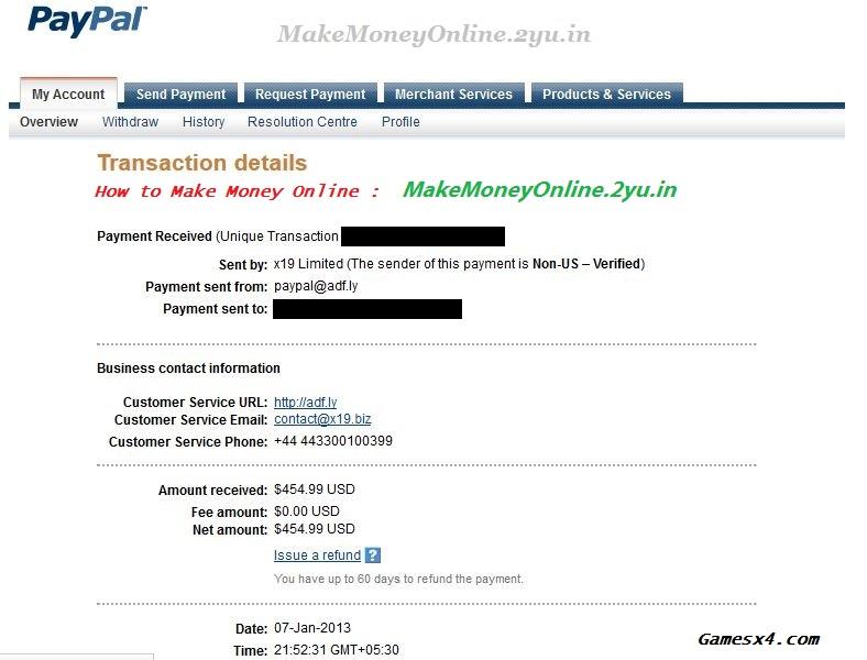 أفضل طريقة للربح الأنترنيت أكتر adfly payment proof 2013 january.JPG