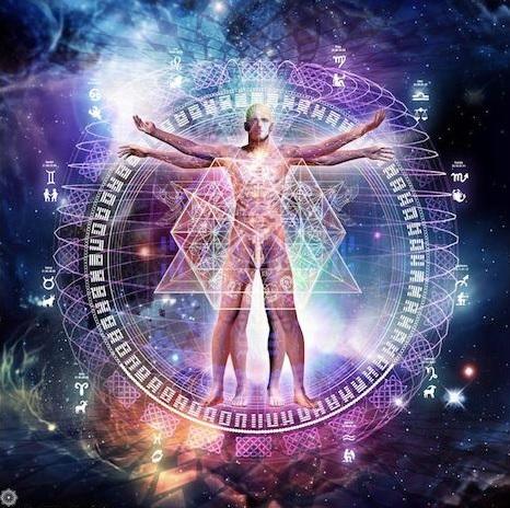 Mënyra që mundësojnë Energjinë Kozmite të rrjedhë brenda Qenies Tënde