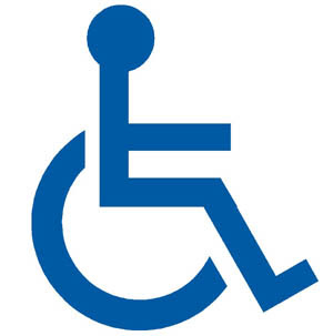 Wheelchairs disabled people Pakistan ramps