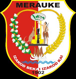 Logo Kabupaten Merauke Ardi La Madi S Blog