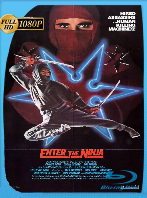 Enter the Ninja (1981) HD [1080p] [Latino] [GoogleDrive] [RangerRojo]