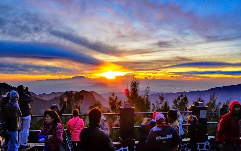 Mount Bromo Sunrise at Pananjakan