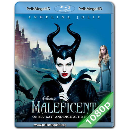 MALÉFICA (2014) FULL 1080P HD MKV ESPAÑOL LATINO